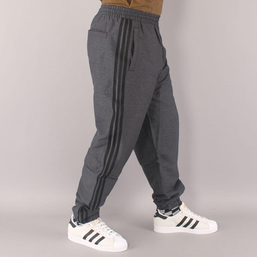 Adidas Skateboarding SST Track Pant - Black/Grey
