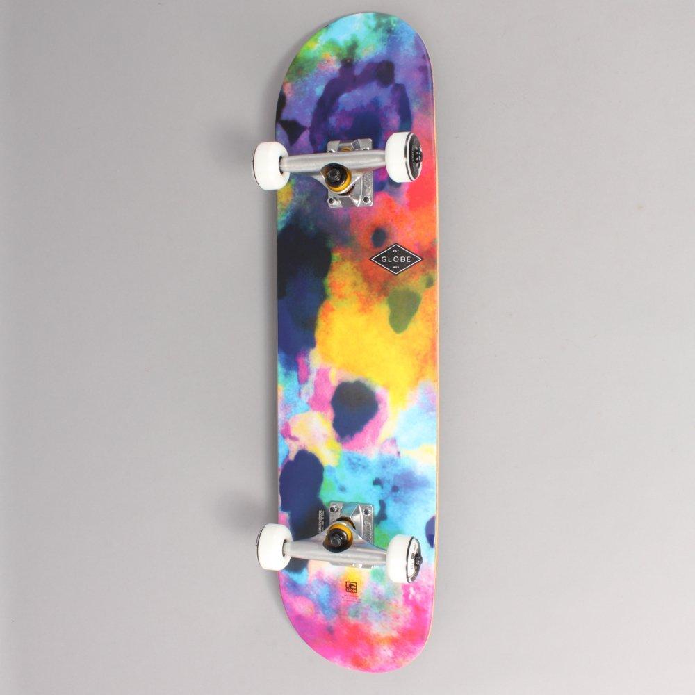 """Globe Color Bomp Full On Complete Skateboard - 7,75"""""""