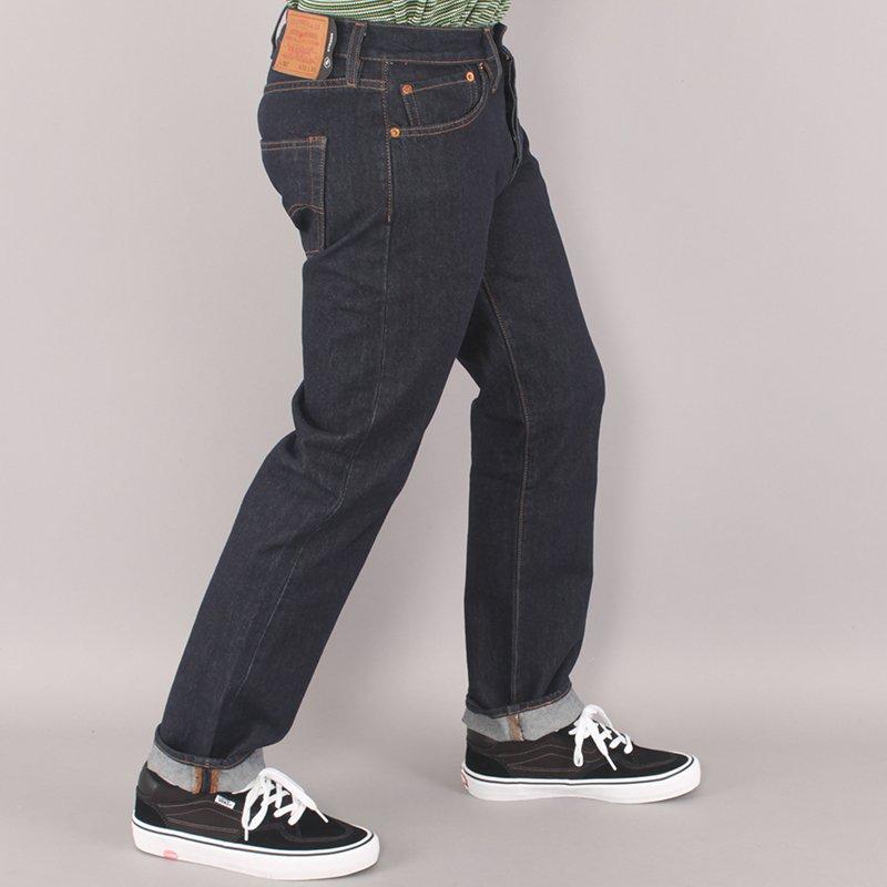 Levi's Skateboarding Skate 501 Regular Straight Jeans - Blue Indigo