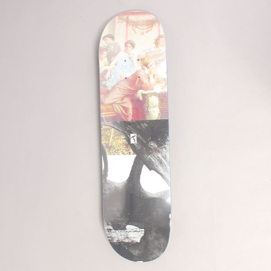 "Poetic Collective Half and Half # 1 Skateboard Deck - 8,50"""