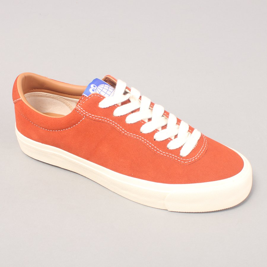 Last Resort AB VM001 Low - Burnt Orange/White Suede