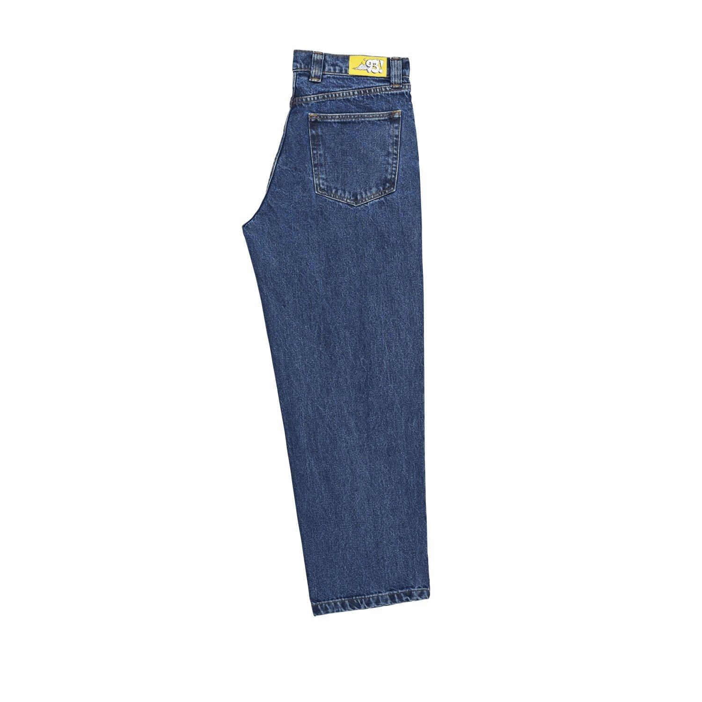 Polar 93's Jeans - Dark Blue
