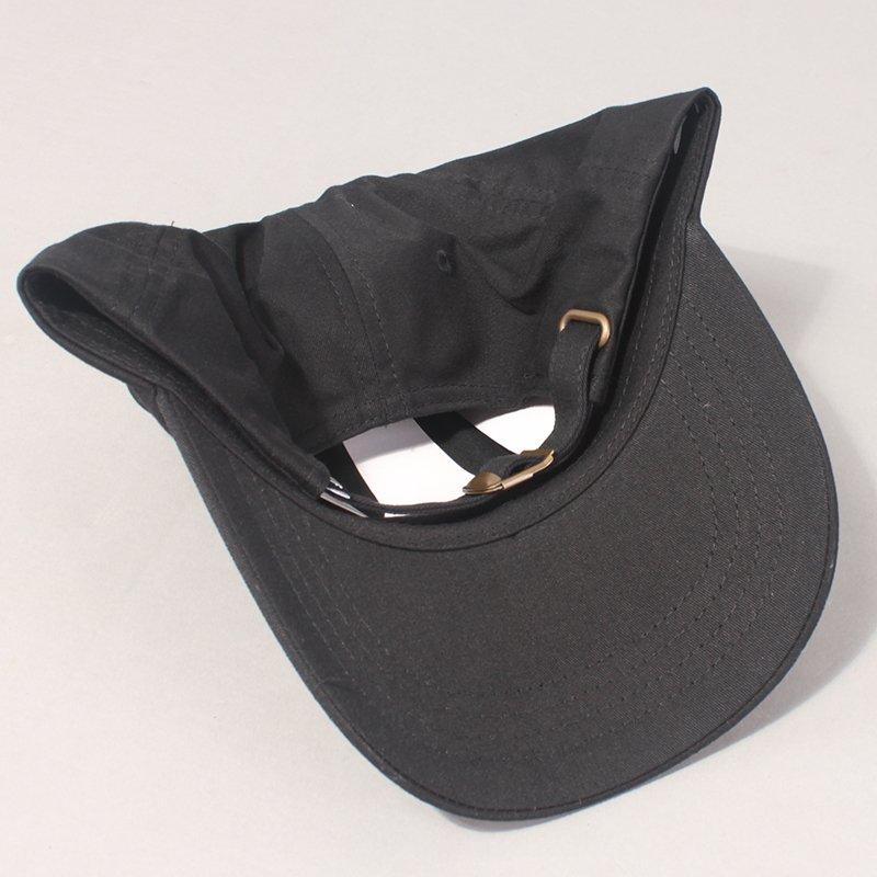 Huf Original Logo Curved Brim Cap - Black/White