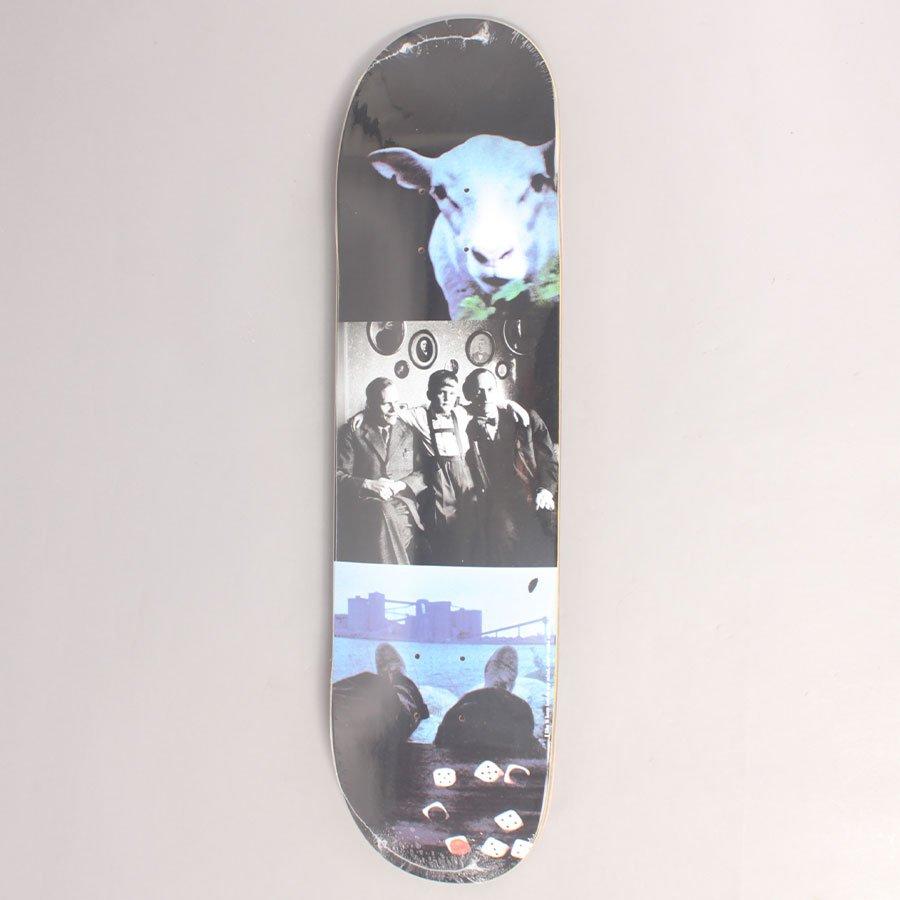 "Polar Team I Like It Here... Sheep in Motion Skateboard Deck - 8,75"""