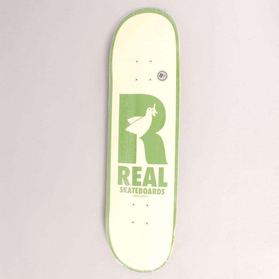 """Real Team Doves Renewal Skateboard Deck - 8,50"""""""