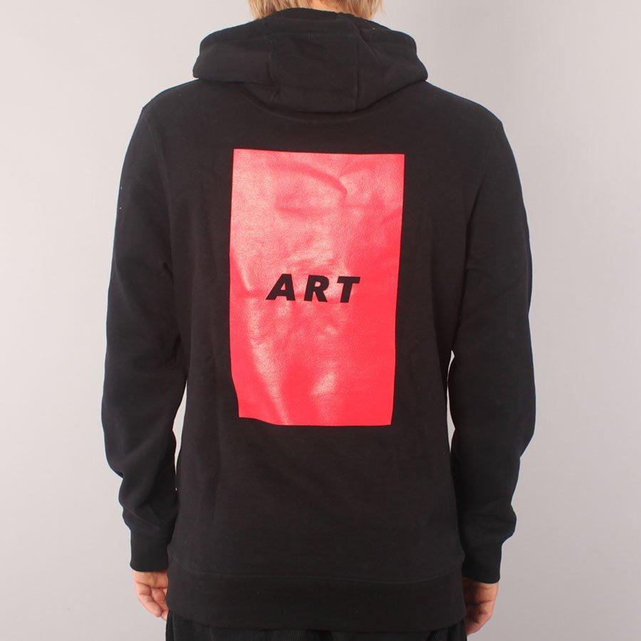 Poetic Collective Art Hoodie - Black