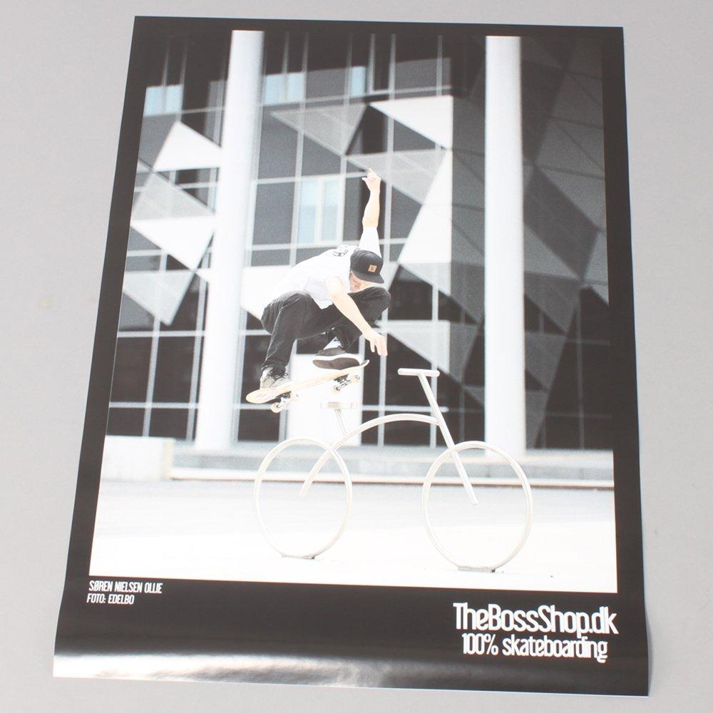 The Boss Søren Nielsen Plakat - A2