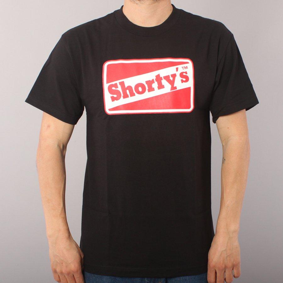Shortys OG Logo T-shirt - Black-M