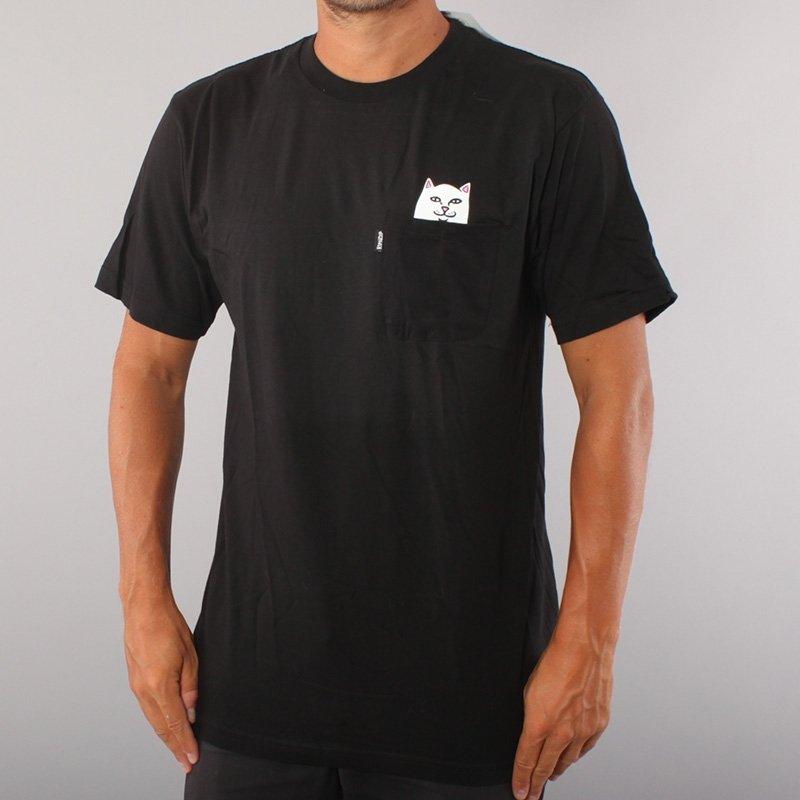 Rip N Dip Lord Nermal Pocket T-shirt - Black