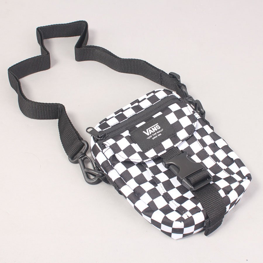 Vans New Varsity Shoulder Bag - Checkerboard