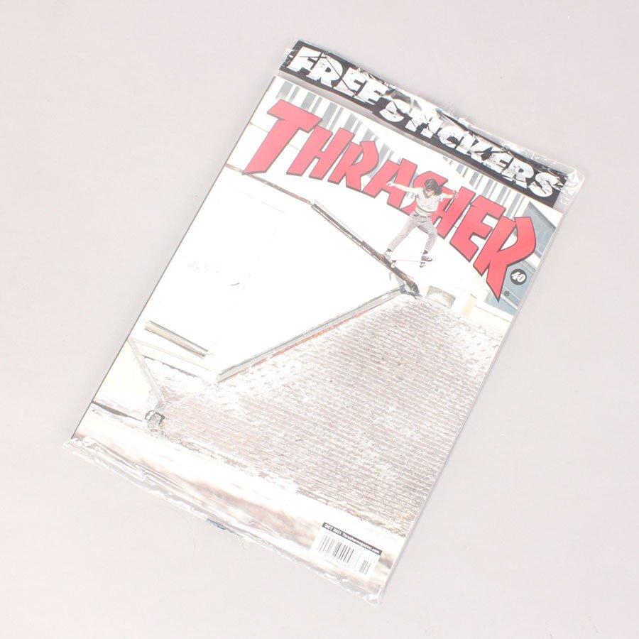 Thrasher Magazine Issue October 2021