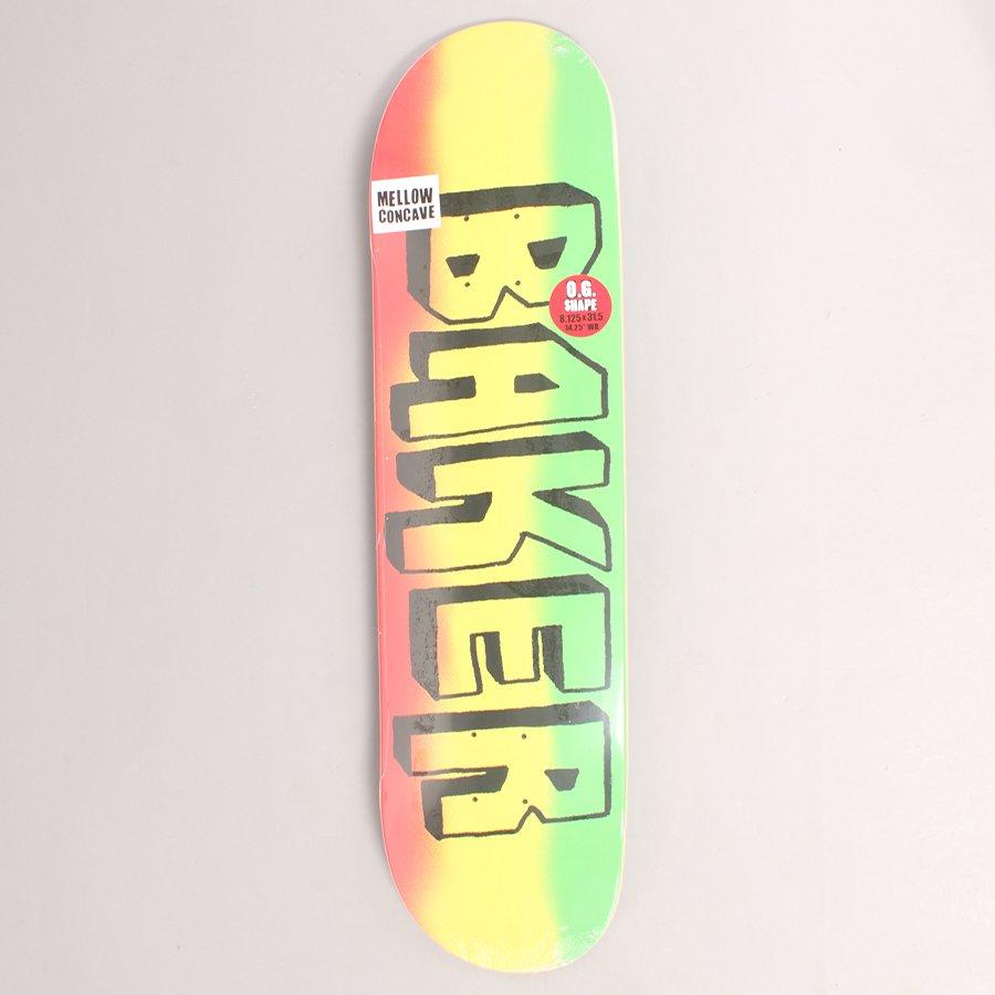 "Baker Kader Jammys Skateboard Deck - 8,125"""