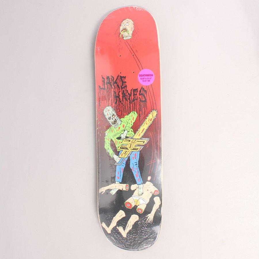 """Deathwish Hayes Blasphemy Skateboard Deck - 8,25"""""""