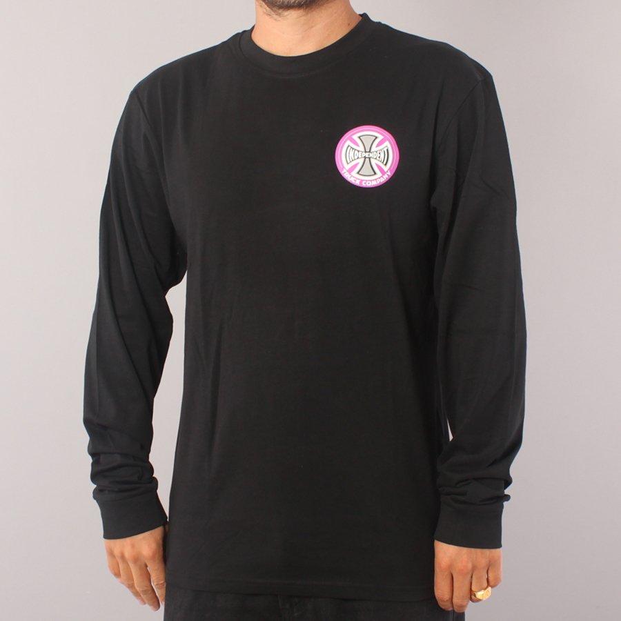 Independent Suspension Sketch LS T-shirt - Black