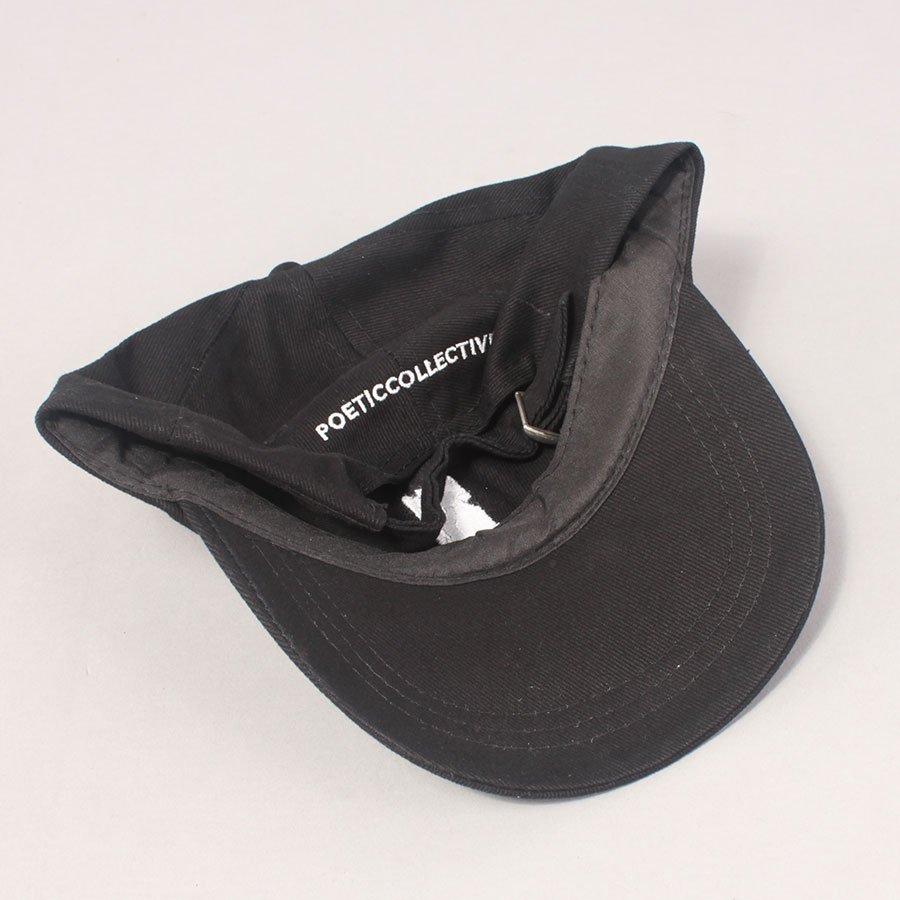 Poetic Collective Classic Cap - Black