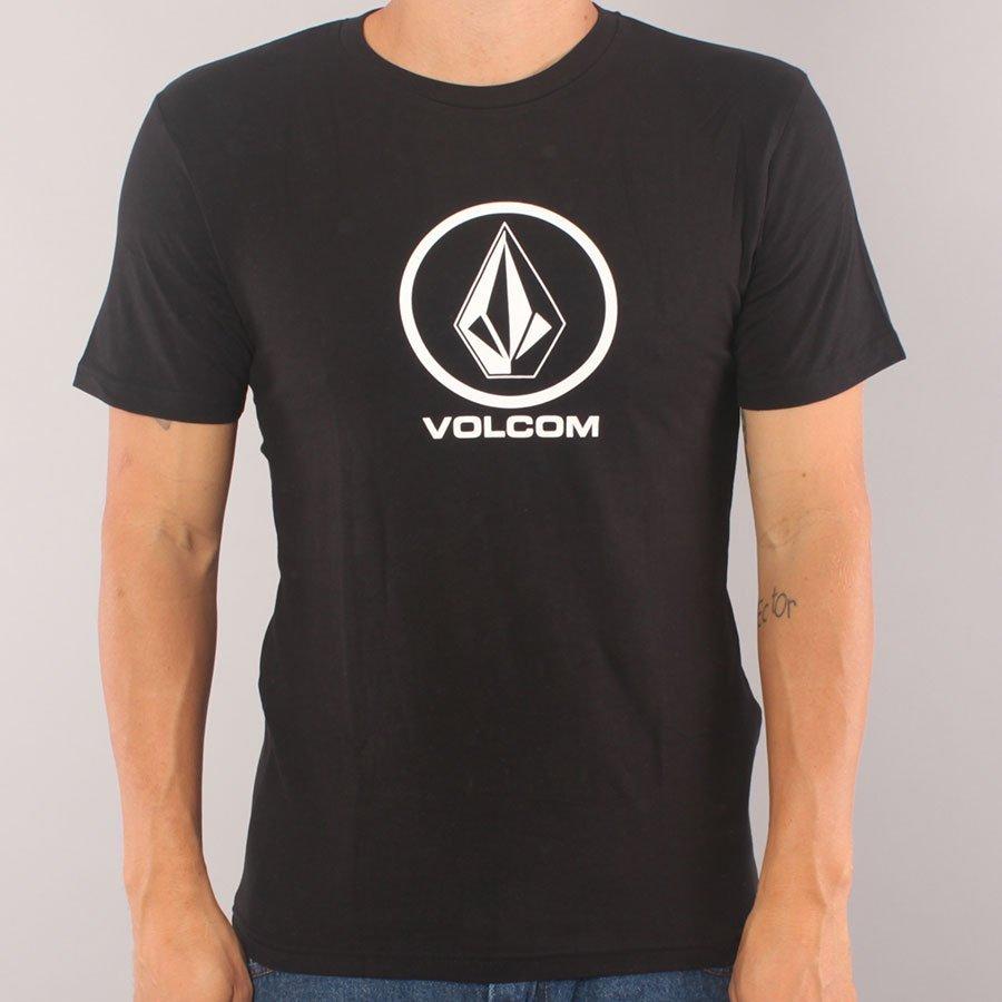 Volcom Circle Stone Youth T-shirt - Black