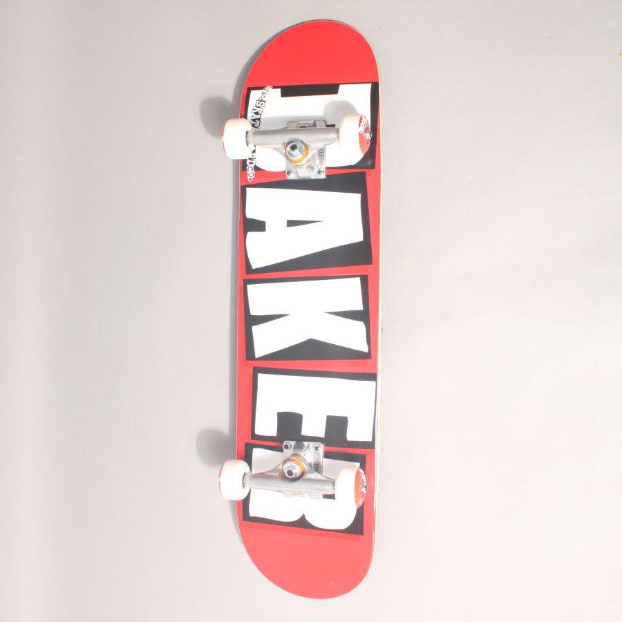 """Baker Brand Logo Skateboard Complete - 7,75"""""""