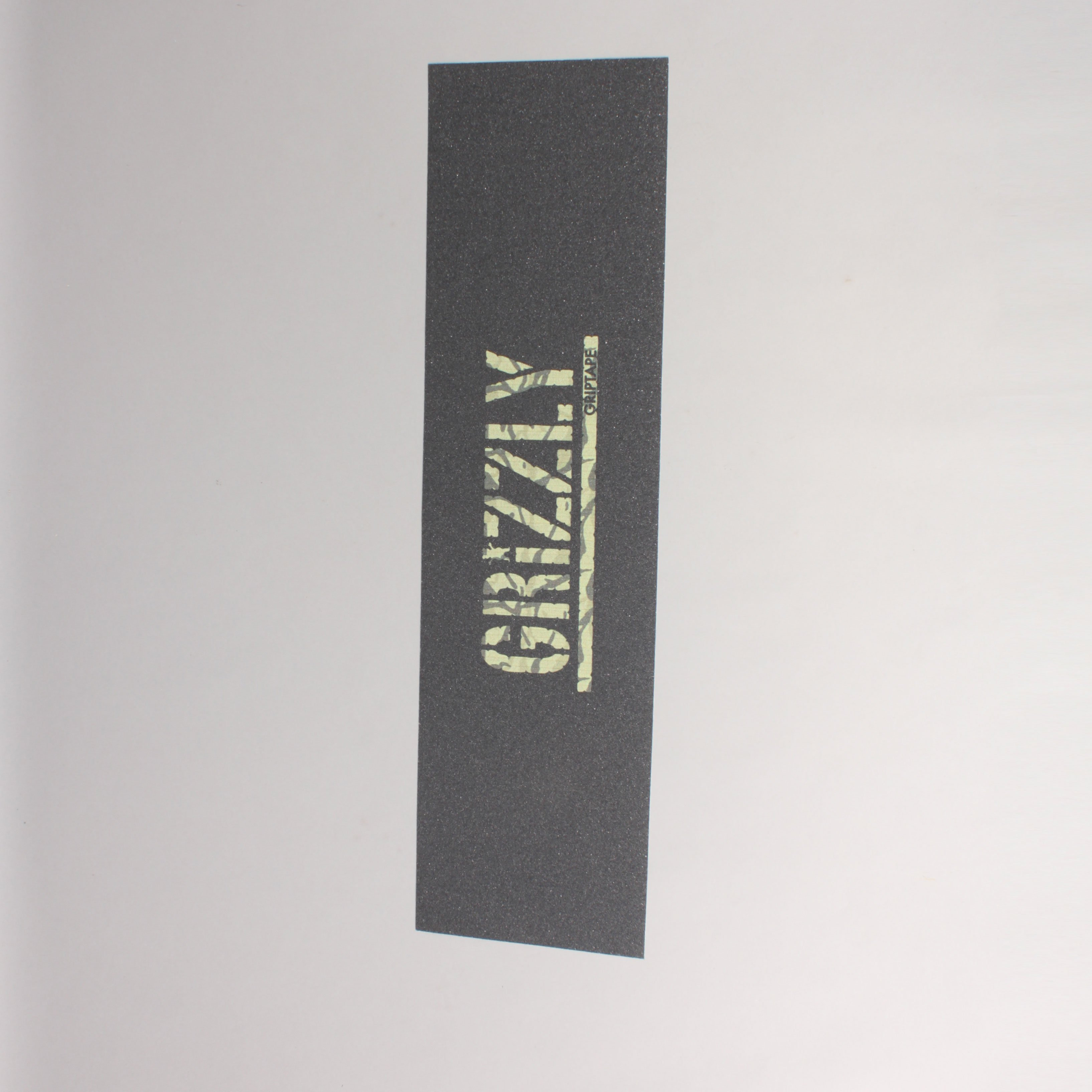 Grizzly Stamp Griptape Camo