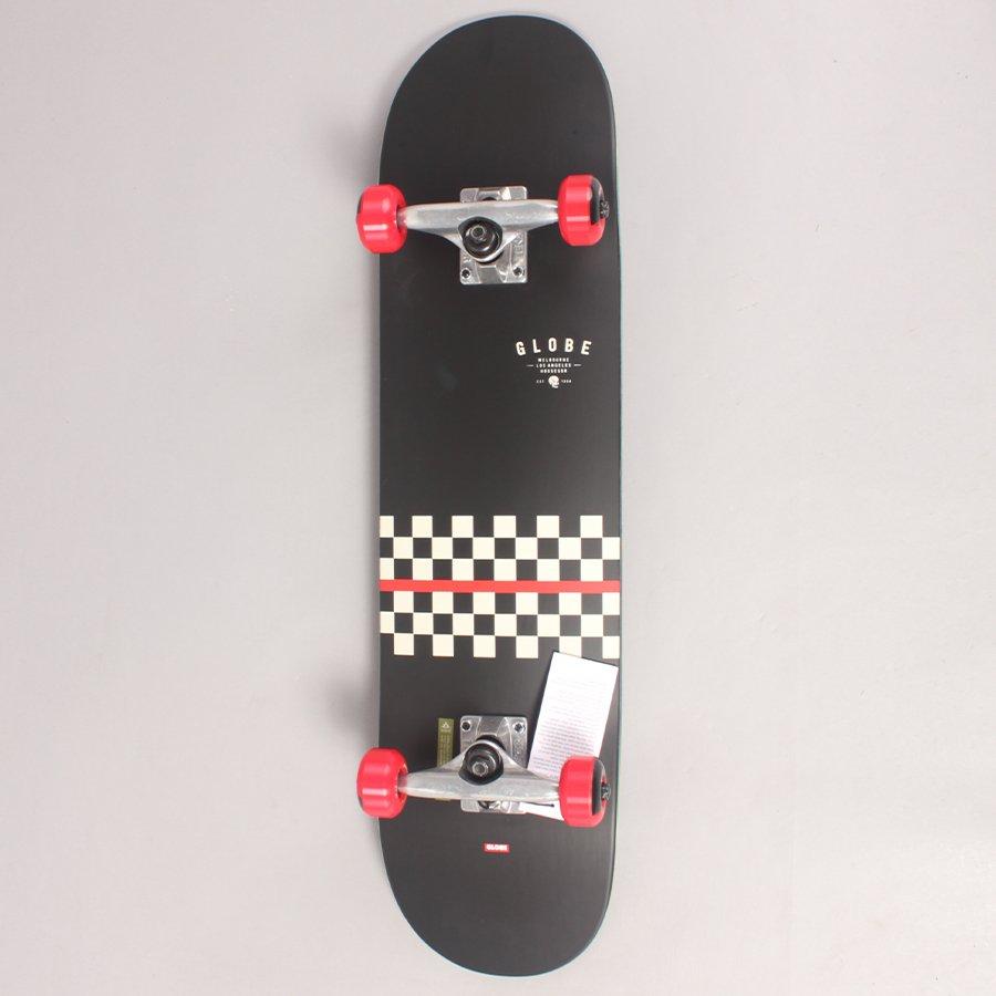 "Globe Redline Complete Skateboard - 7,75"""
