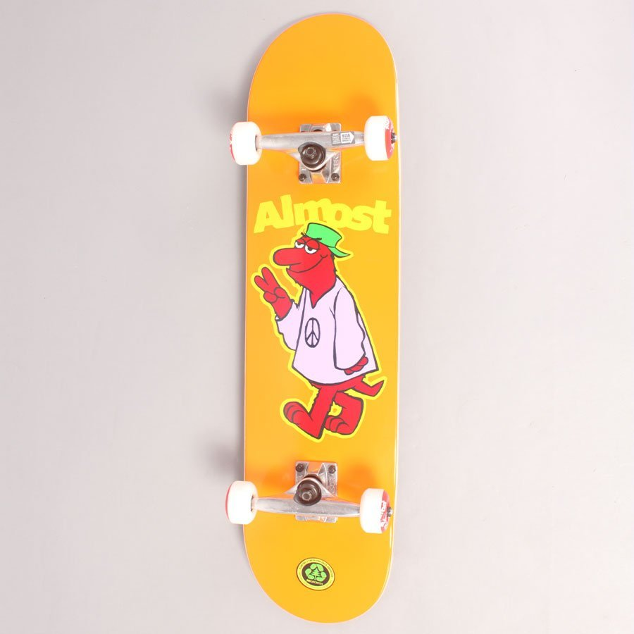 """Almost Peace Out Complete Skateboard - 7,875"""""""