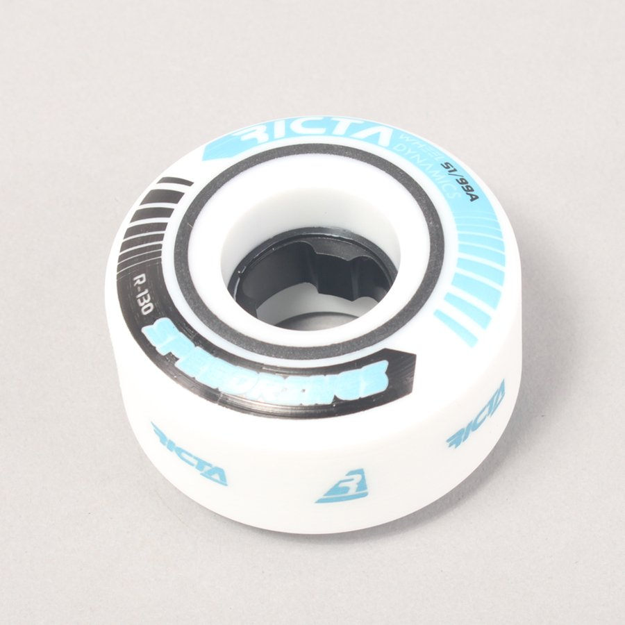 Ricta Team Speedrings Slim Wheels - 51mm 99A