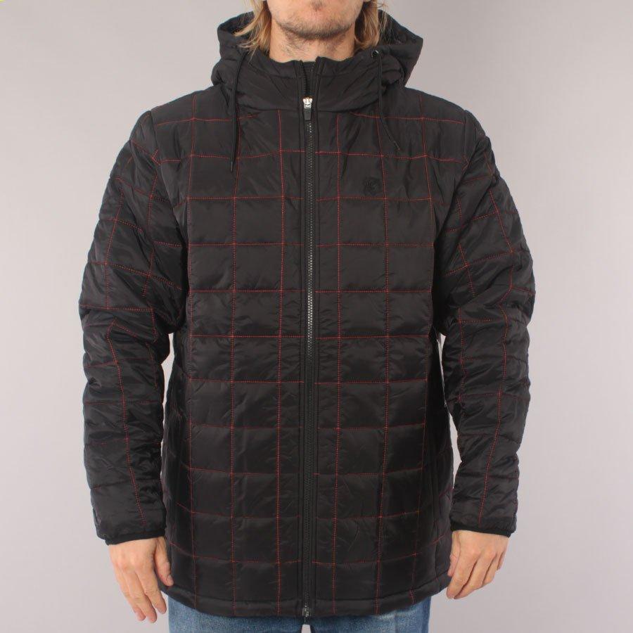 Vans Kyle Walker Pro Puffer Winter Jacket - Black