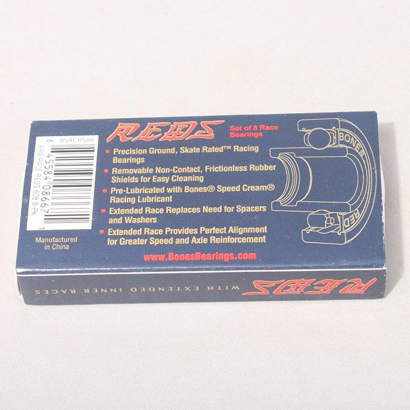 Bones Reds Race Bearings