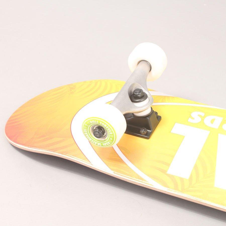 "Real Oval Island Complete Skateboard - 7,75"""