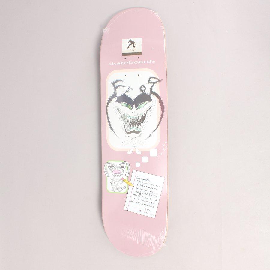 "Frog Dear George Skateboard Deck - 8,38"""