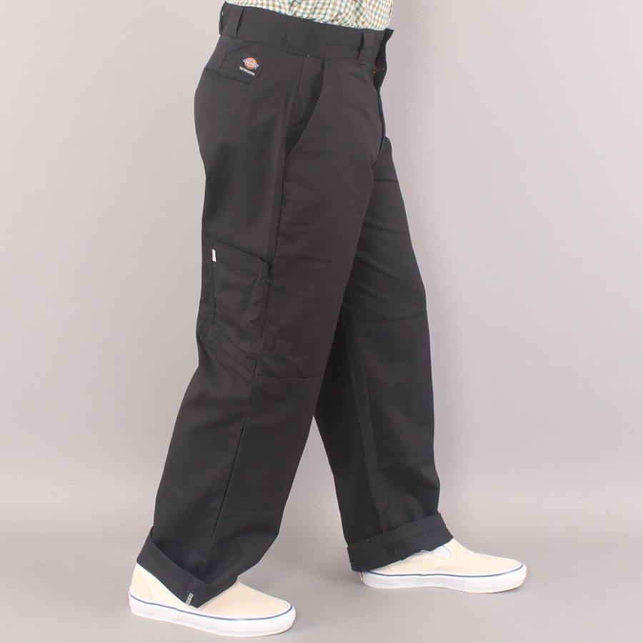 Dickies Storden Double Knee Flex Work Pant Chino - Black
