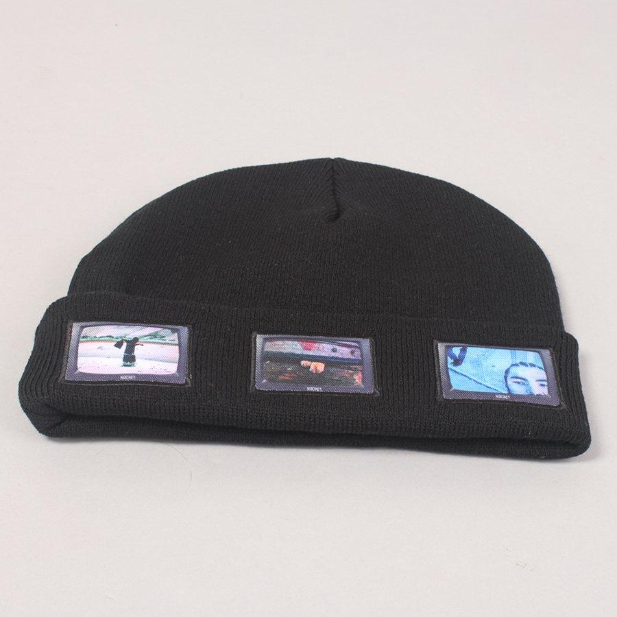Hockey Screens Beanie - Black