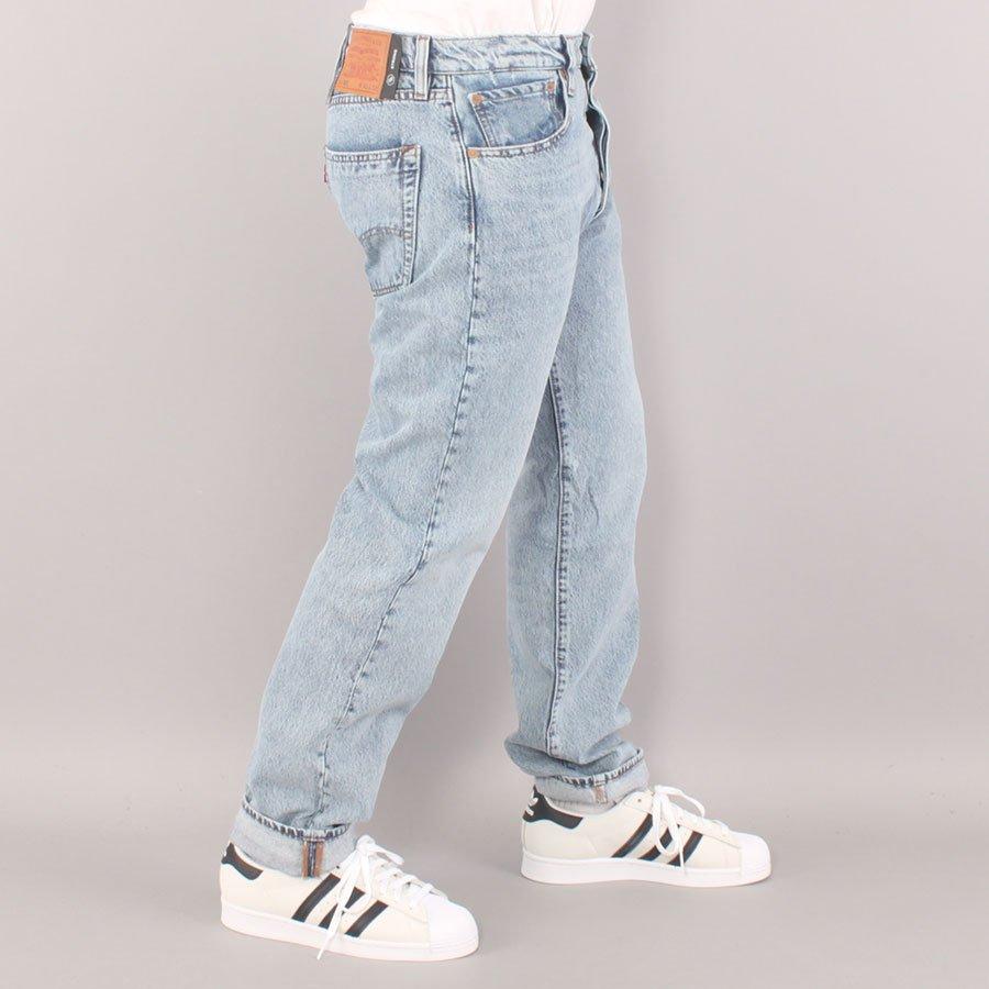 Levi's Skateboarding Skate 501 Regular Straight Jeans - Light Blue