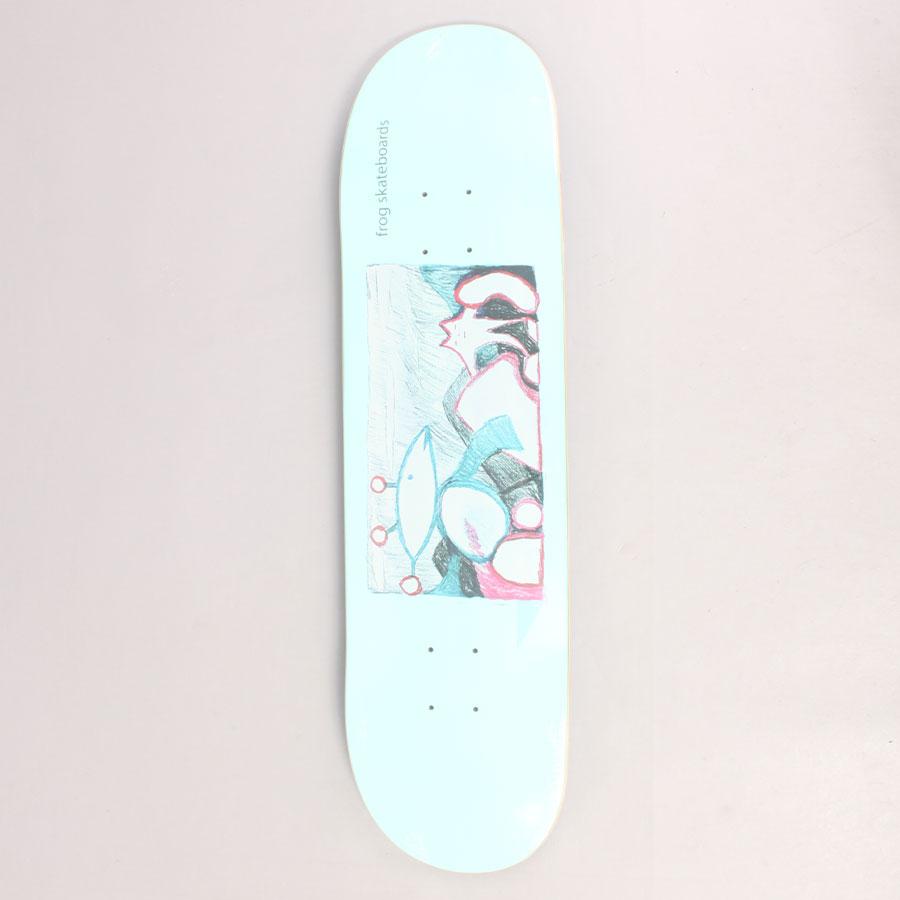 Frog Extra Help Skateboard Deck