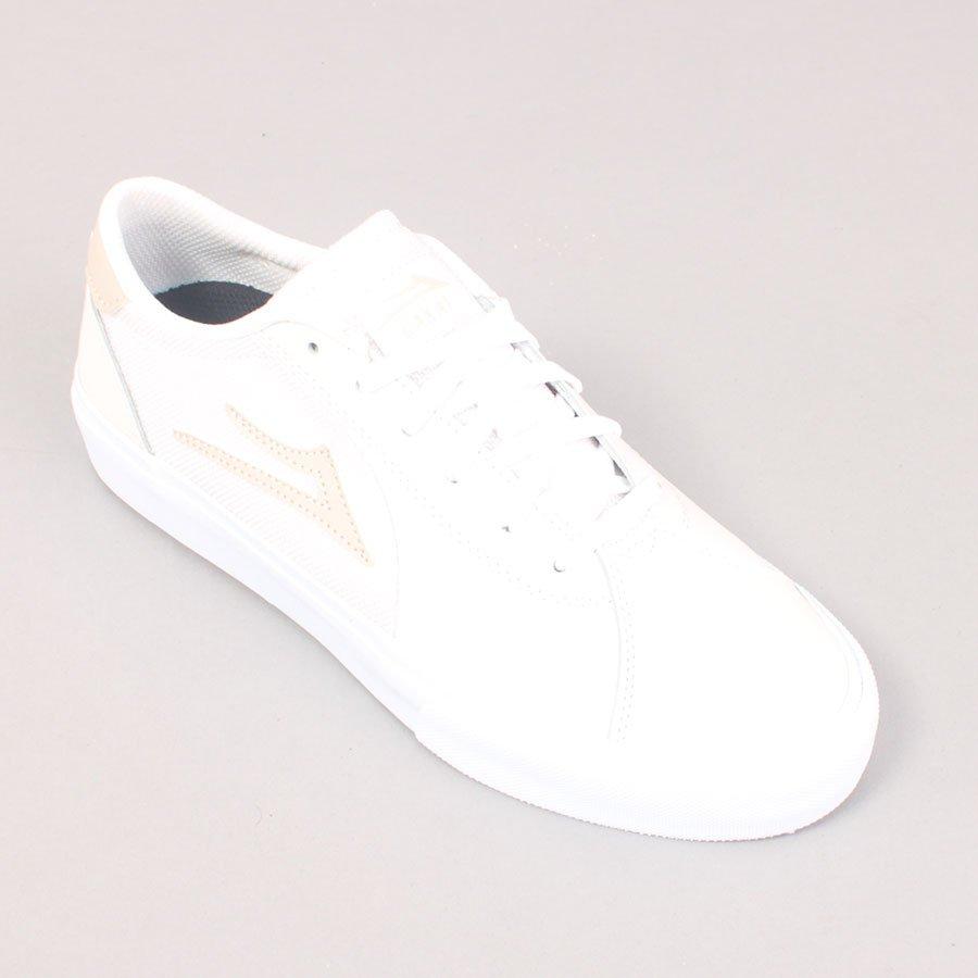 Lakai Flaco II - Cream Leather