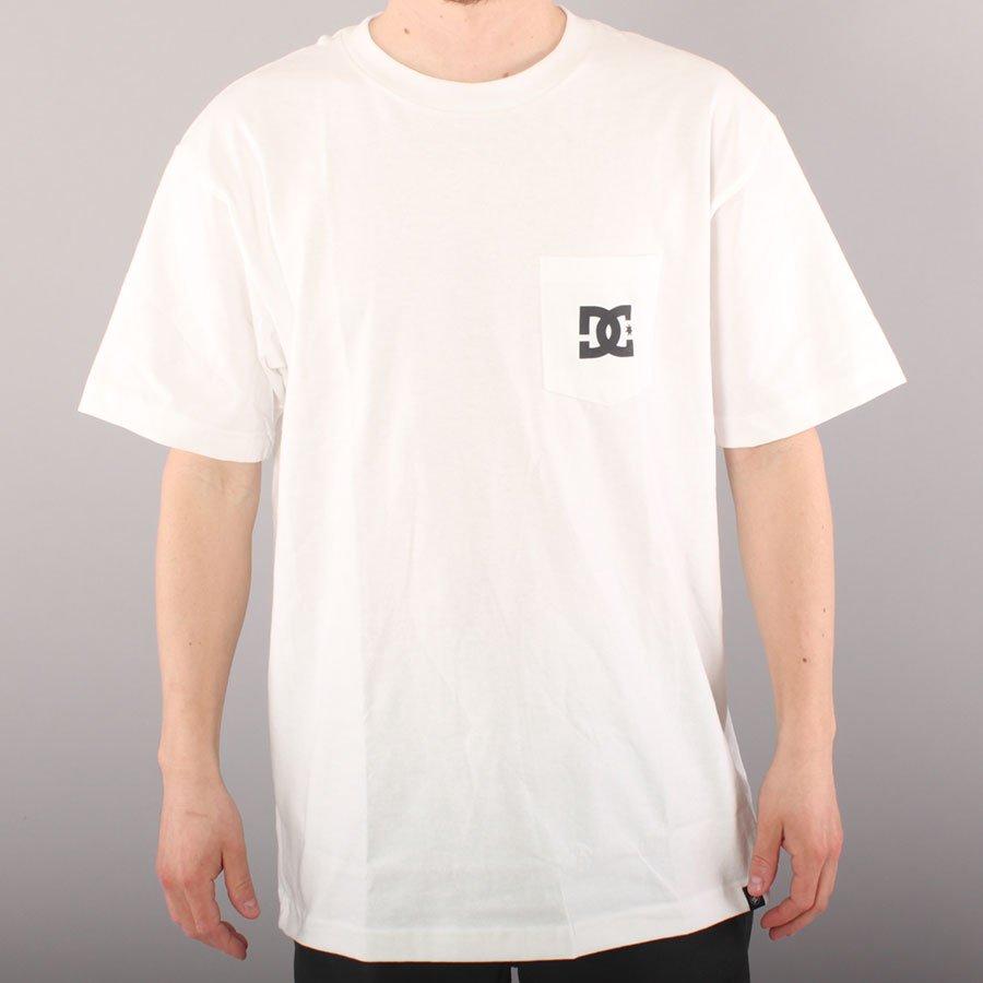DC Star Pocket T-shirt - White