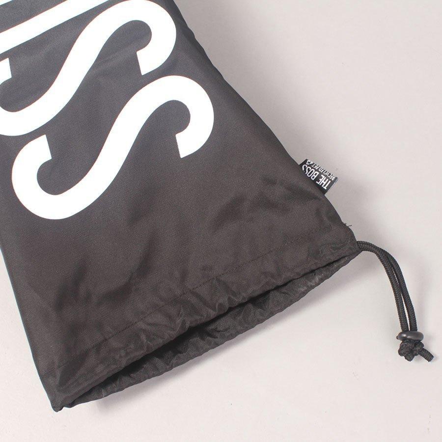 The Boss Logo Skatebag 2.0 - Black